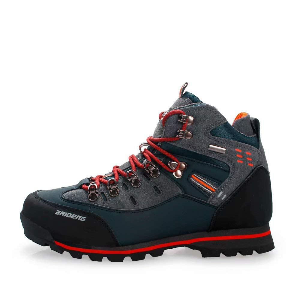 WGW Mens and Womens Outdoor Waterproof Hiking Boots