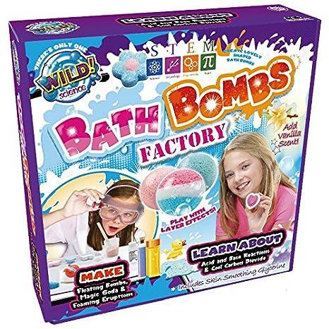 Tedco Toys WS05L Bath Bomb Factory