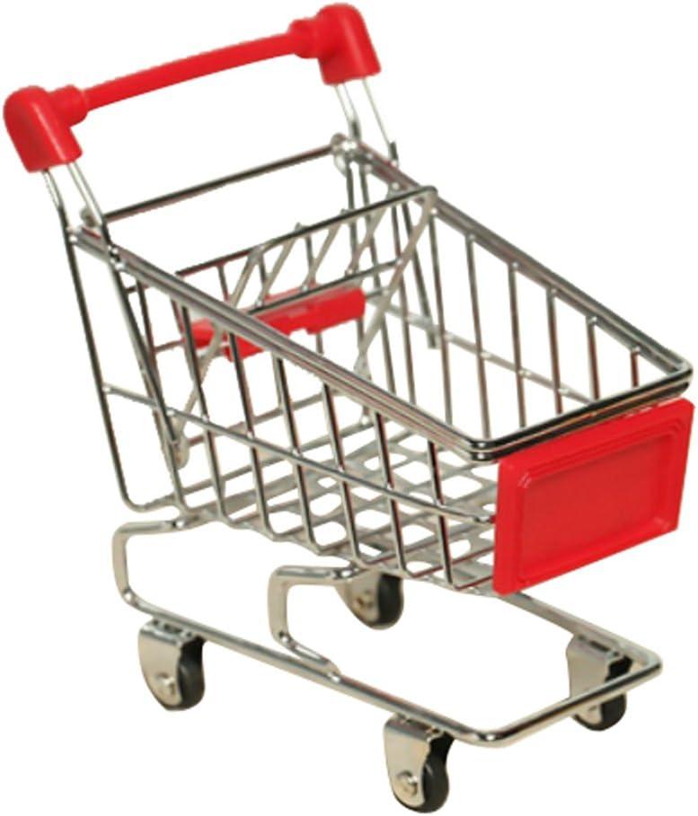 Juguete de entrenamiento inteligente con diseño de minicarrito de supermercado, divertido para guacamayos, loros grises, periquitos, periquitos australianos, cacatúas
