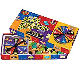 (Set/2) Jelly Belly Bean Boozled Jelly Beans Gift Box - Wild & Weird Flavors