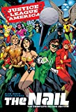capa de JLA The Nail Another Nail Deluxe Edition HC