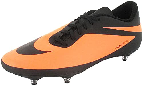 online retailer ba1f1 8e8ec Nike - Botas de fútbol de sintético para hombre, color negro, talla 42:  Amazon.es: Zapatos y complementos