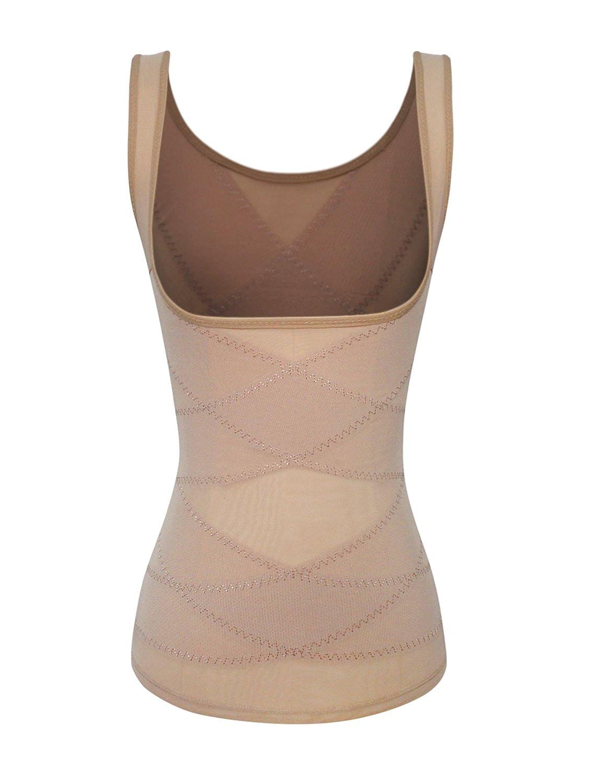 Shaper Maker Women Shapewear Tank Top Tummy Control Body Shaper Vest for Summer