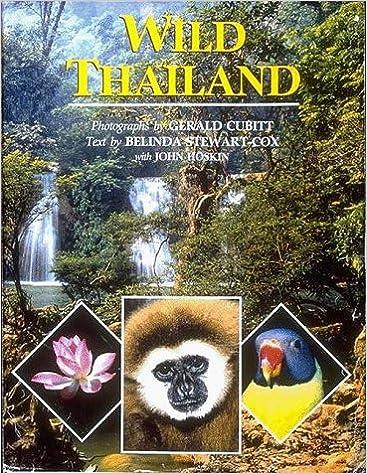 Wild Thailand Belinda Stewart Cox 9780262193641 Amazon Books