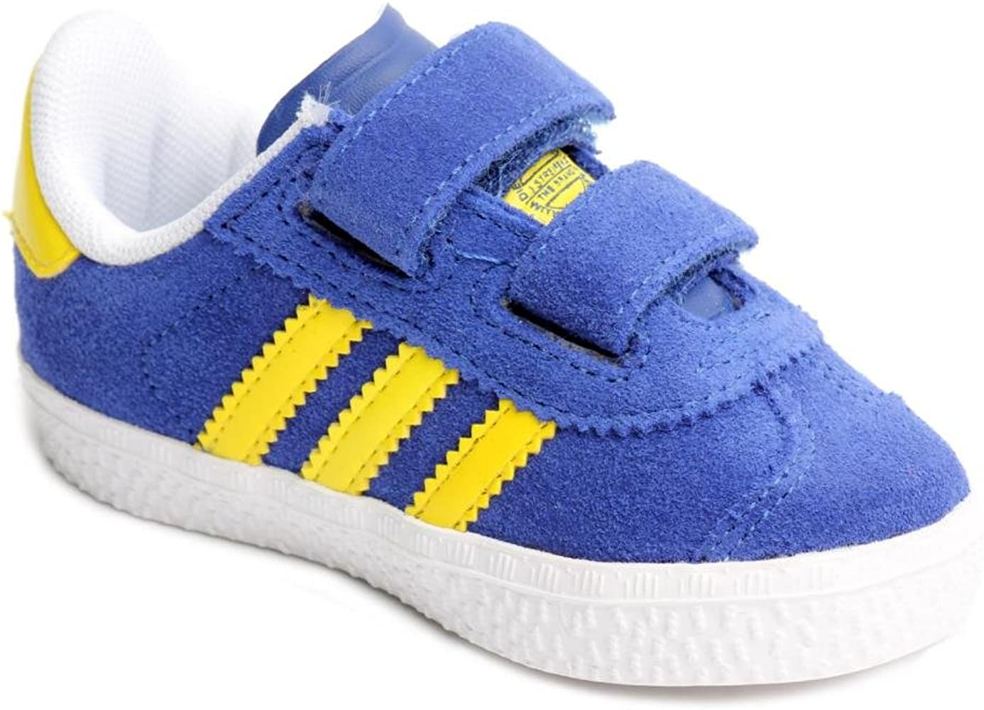 Amazon.com: adidas Gazelle 2 CF I Infant / Toddlers / Baby Shoes ...