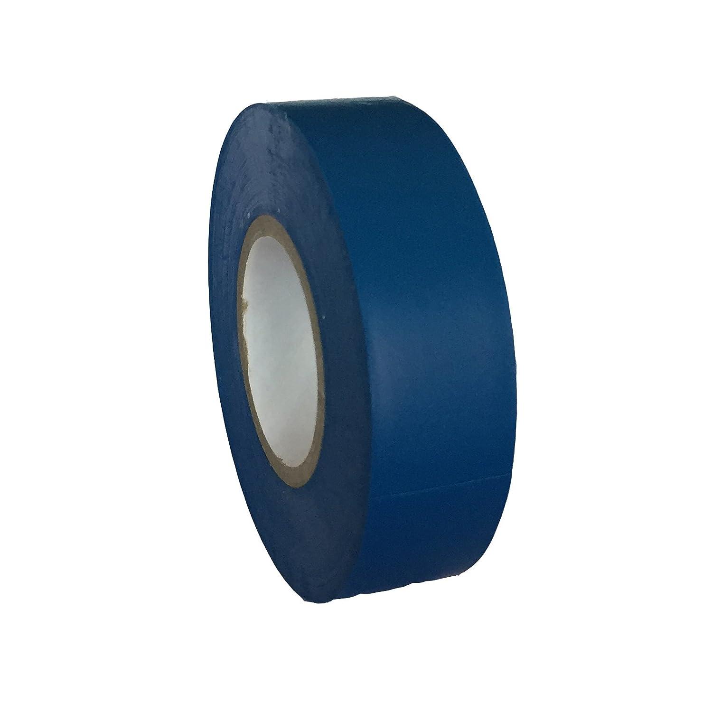 3 x TURKISH IN PVC 20 M-CALZINI DA CALCIO, HOCKEY, RUGBY, MONOPINNA PER NASTRO ADESIVO, COLORE: BLU Bailey Sports Therapy