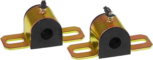 Prothane 7-1164-BL Black 26 mm Front Sway Bar Bushing Kit