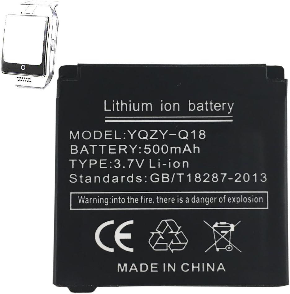 Haute performance Smart Watch Batterie pour Q18 Smart Watch ...