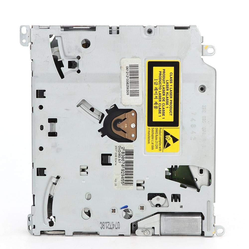 Unidad de DVD dise/ño profesional y pr/áctico Mecanismo Disc Loader Fit para RNS510 con ajuste perfecto Duradero y larga vida /útil