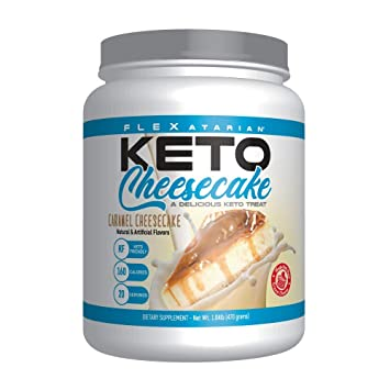 Amazon.com: Flexatarian Flex Keto - Caramelo para queso y ...