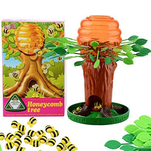 Honey Bee Tree Game, Parent Child Interactive Games,