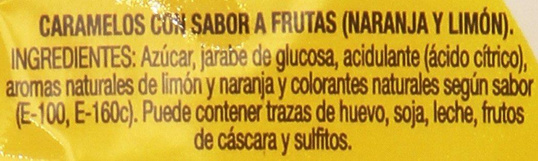 Bolsa de caramelos virginias gajos surtidos 165 g: Amazon.es: Alimentación y bebidas