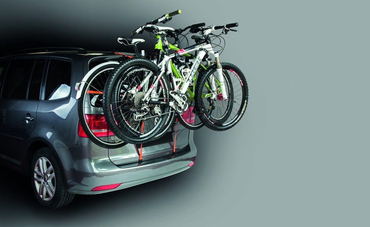 Autobike Urban Z3 - Portabicicletas de portón, Color Blanco: Amazon.es: Deportes y aire libre