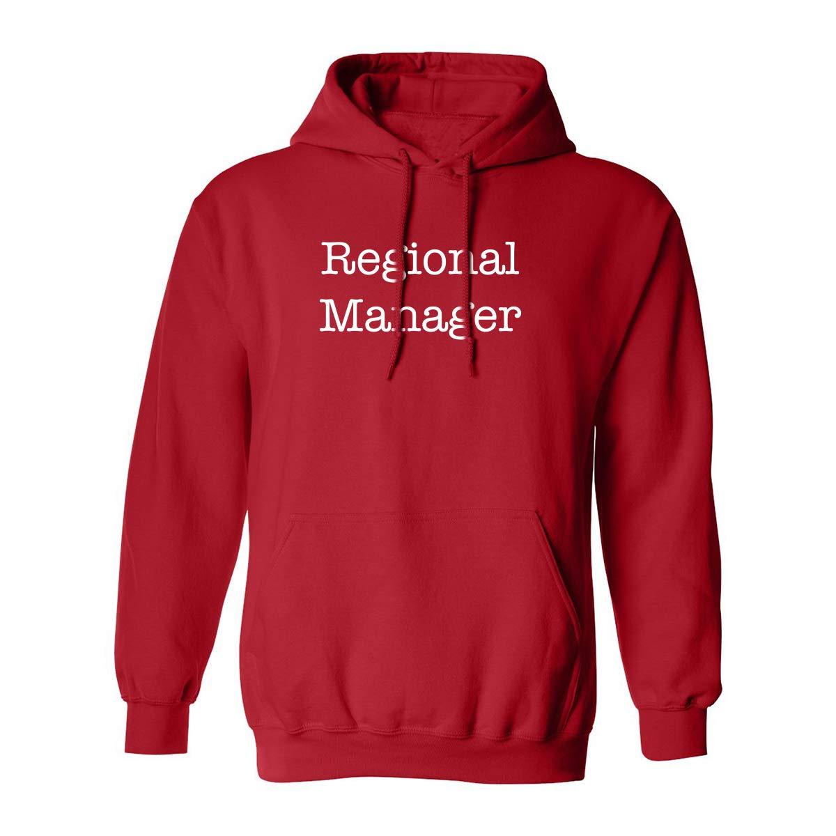 zerogravitee Regional Manager Adult Hooded Sweatshirt