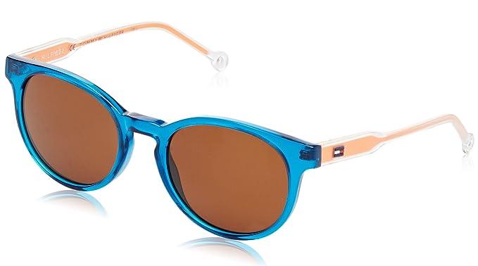 Tommy Hilfiger Y55, Gafas de Sol Unisex, Multicolor (Blue ...