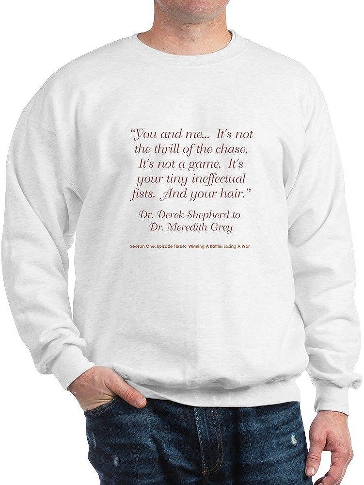 CafePress You and ME. Classic Crew Neck Sweatshirt White 61DZU1ttm7L