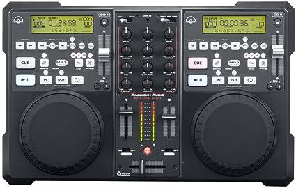 Amazon com: American DJ Encore 1000 CD/Mp3 DJ Mixer/Dual Cd