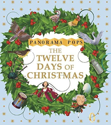 The Twelve Days of Christmas: Panorama (Dove Christmas Tree)