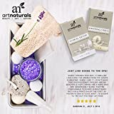 Art-Naturals-6-Piece-Soap-Bar-Set-4-oz-Each-100-Natural-Infused-with-Jojoba-Oil-Best-for-all-Skin-Types-Body-Face-Men-Women-Tea-tree-Lavender-Eucalyptus-Lemon-Grapefruit-Orange