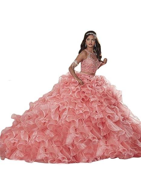 8f3537138 6 vestidos de quinceañera para lucir como toda una princesa | El ...