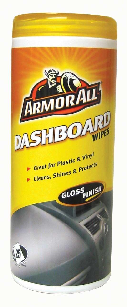 ArmorAll Toallitas limpiasalpicaderos - Acabado Brillante: Amazon.es: Coche y moto