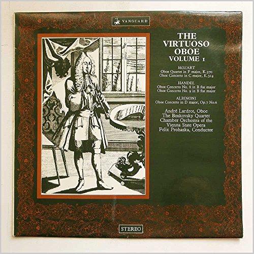 (The Virtuoso Oboe Volume 1 [LP])