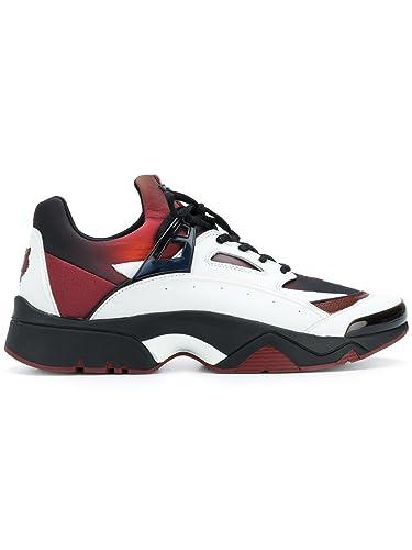 Kenzo Homme F765sn350f5421 Blanc Rouge Polyester Baskets  Amazon.fr ... b0a3f41c61b