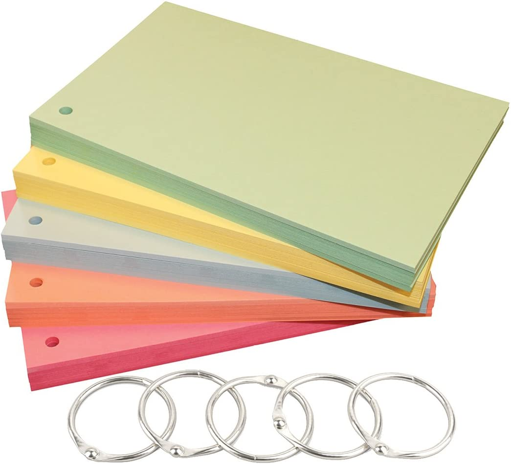 Debra Dale Designs Blank Index Cards - 5