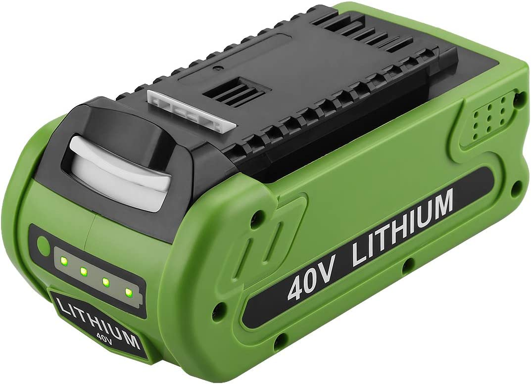 GreenWorks Pro 60-Volt Max 2.5-Amp Hours Rechargeable