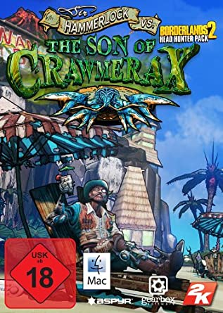 Borderlands 2: Headhunter 5 - Sir Hammerlock vs. the Son of Crawmerax [PC Steam Code]