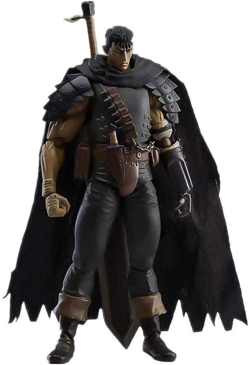 XFHJDM-WJ Figura de acción de Berserk: Guts (Black Swordsman Version) de Regalo de cumpleaños SKH3167
