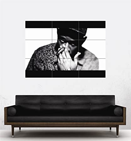 c1415e262e3f Amazon.com  TYLER THE CREATOR ODD FUTURE GIANT POSTER ART PE365  Posters    Prints