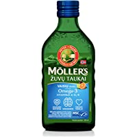 Möller's Omega-3 Lebertran Tutti Frutti (250 ml)