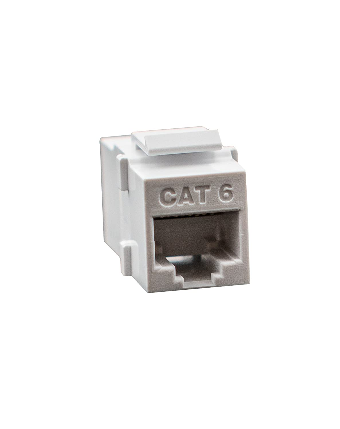 Legrand On Q Cat 6 Coupler Keystone Insert White Wp3452whv1 B Amp A Jack Wiring Diagram Plug Adapters