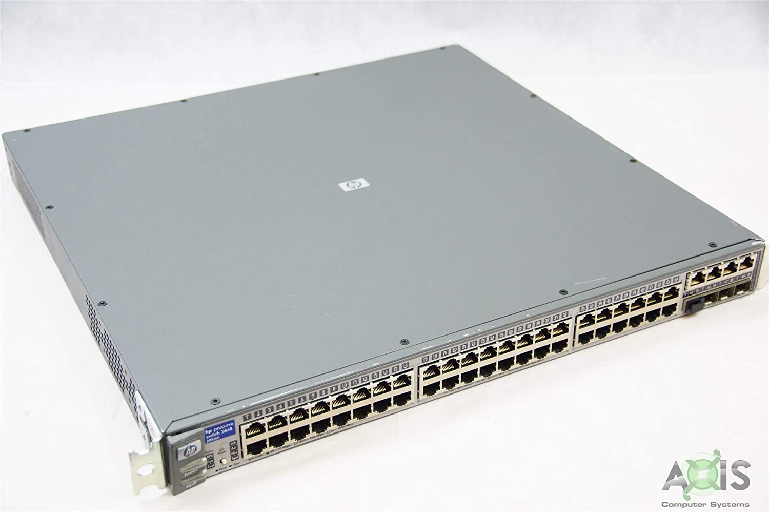 HP J4904A PROCURVE 2848 Managed Switch W