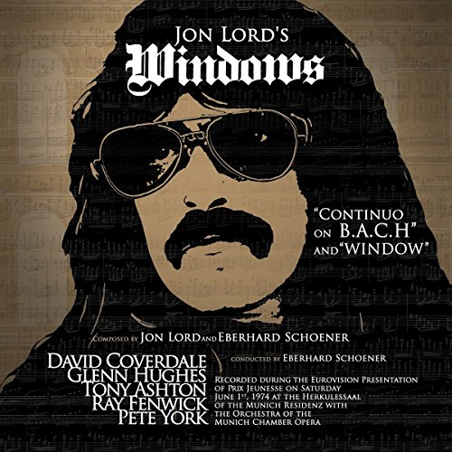 Jon Lord - Windows - REMASTERED - CD - FLAC - 2017 - NBFLAC Download