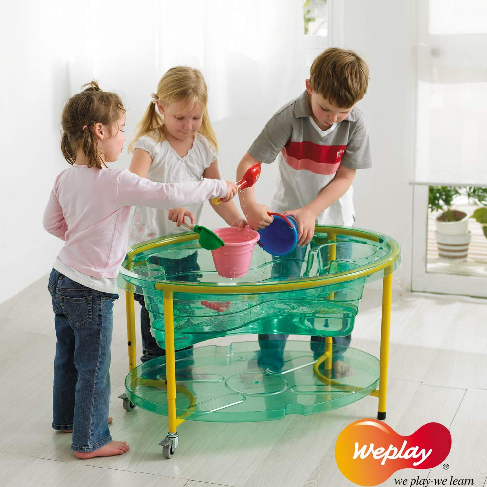 Weplay Sand and Water Table, Clear by Weplay (Image #1)