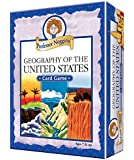 Educational Trivia Card Game - Professor Noggin's Geography of the United States