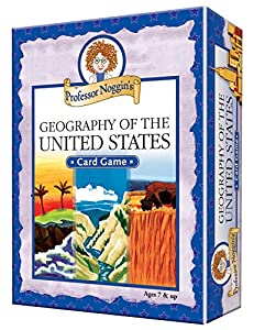 Amazoncom Professor Noggins Geography Of The United States A - United states trivia