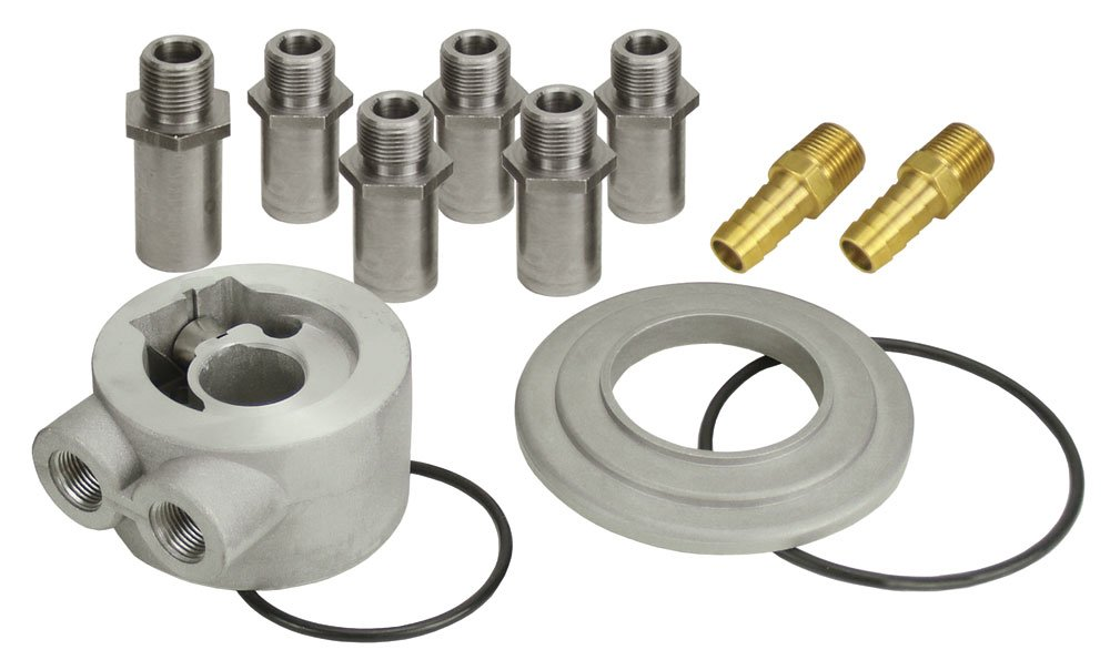 Derale 15782 Thermostatic Sandwich Adapter Kit