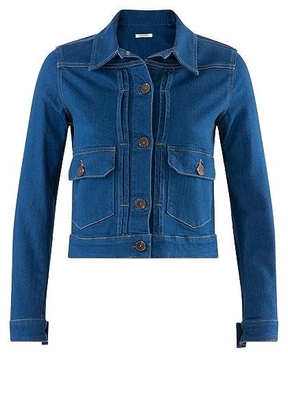 Chaqueta Ropa Promod Jean para es moyen y 34 Amazon mujer UwAPwxdOq