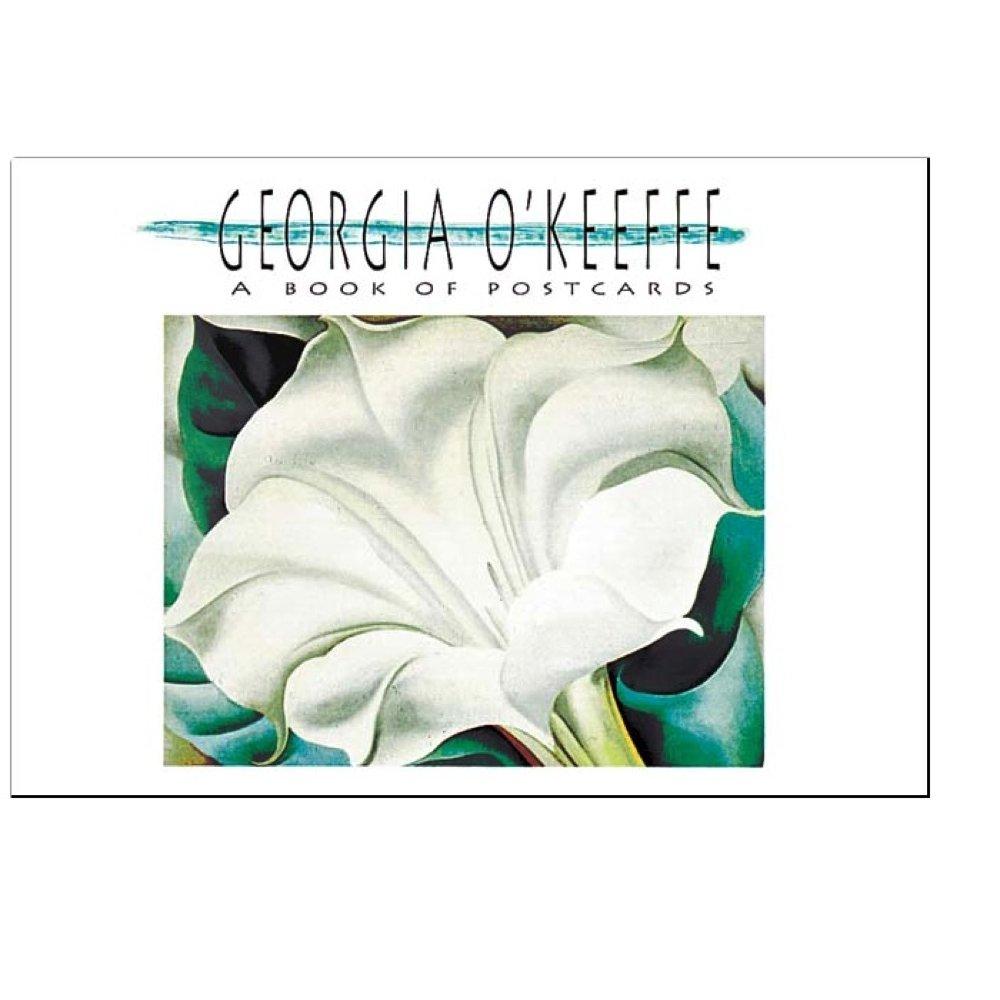 Postcard Book Georgia O'keeffe