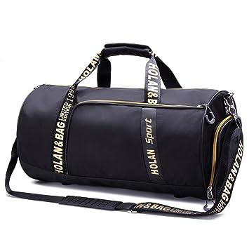 Sac de sport classique sac de sport de sport sac de voyage sac de sport, gym, vacances, E