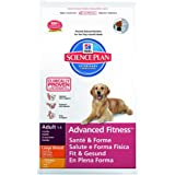 Hills - Adult - Nourriture pour chien adulte - Grandes races - Poulet - 1 x 12 kg