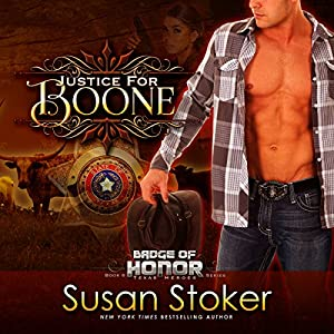 Justice for Boone Audiobook