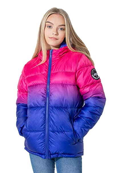 outlet for sale quality presenting hype Fade Kids Puffer Jacket: Amazon.co.uk: Clothing