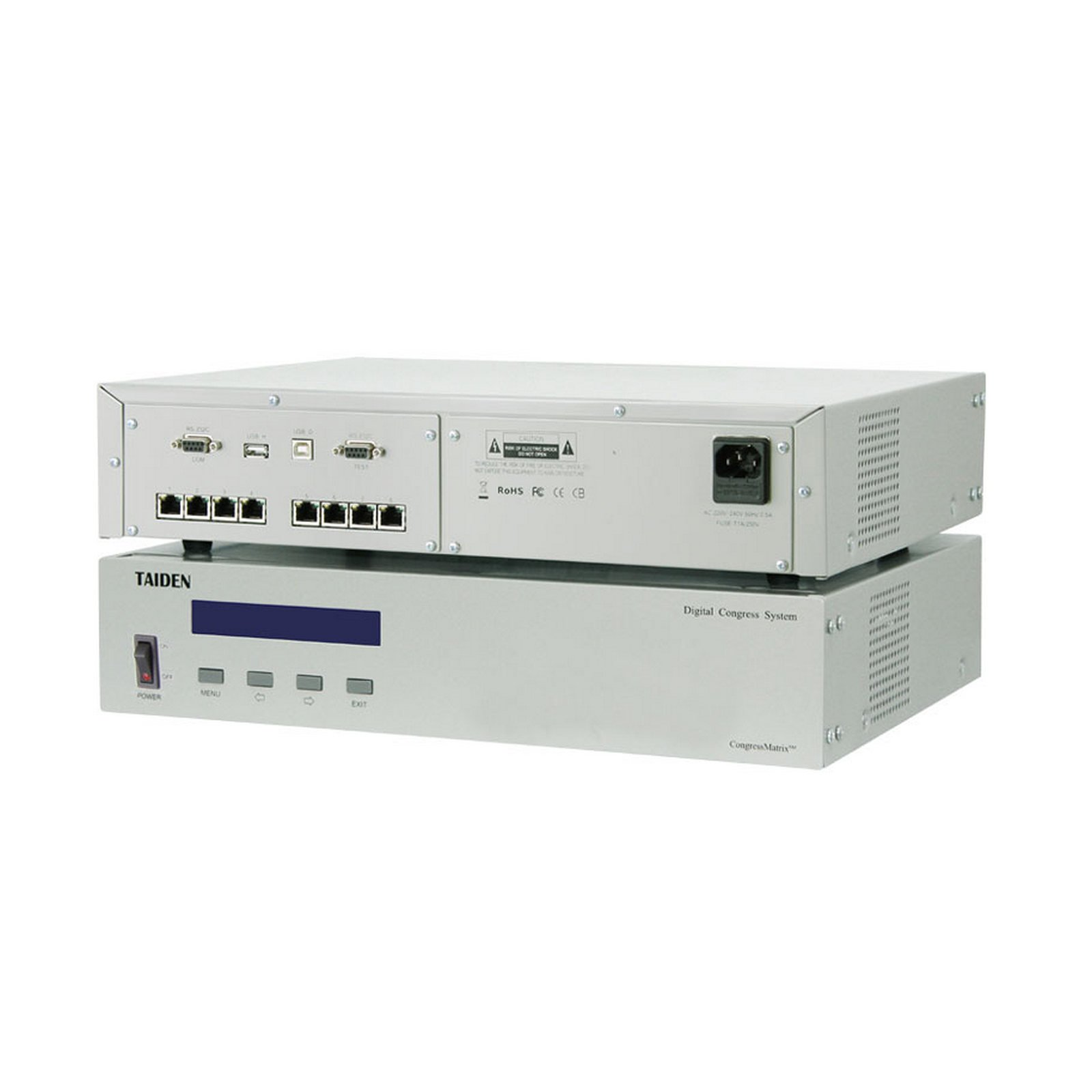 Media Vision HCS-8300MX | Congress Room Combiner System by Media Vision