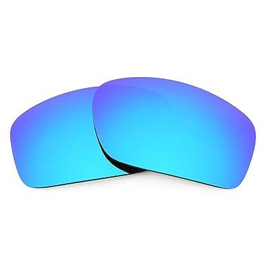 d6686490ae Lentes de Repuesto Revant para Oakley Scalpel Azul Hielo MirrorShield®:  Amazon.es: Deportes y aire libre