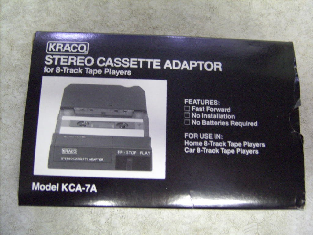 Kraco radio wiring wire center kraco stereo 8 track cassette adaptor kca 7a amazon com books rh amazon com wiring kraco diagram etr 1082 kraco stereo wiring diagram asfbconference2016 Gallery