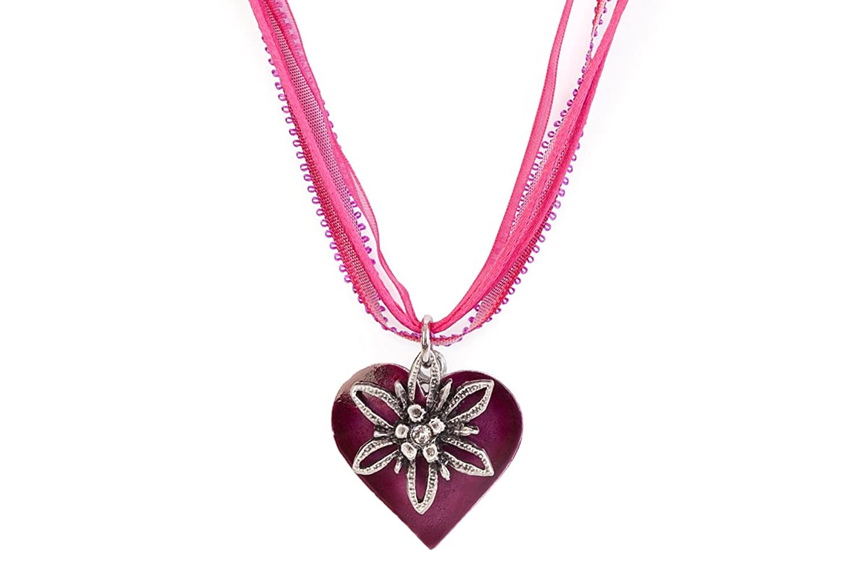 Damen Trachten Halskette - WILDA -